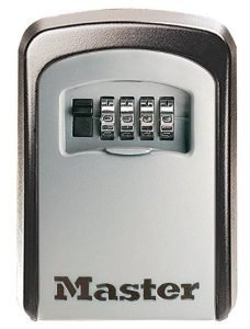 masterlock medium key safe
