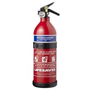 kidde ksps1x dry powder extinguisher