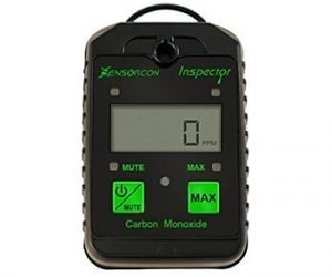 handheld Carbon Monoxide detetctor