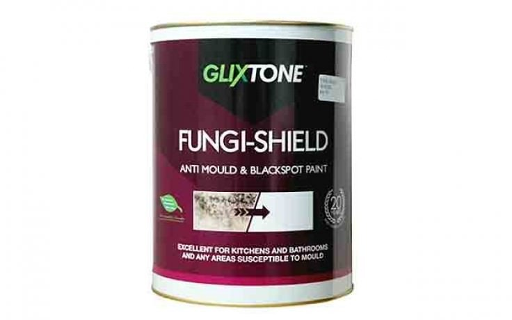 best paint for mould is glixtone