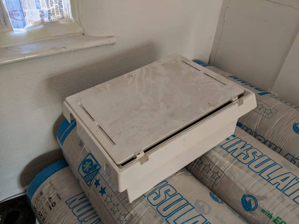 gas meter box from selco