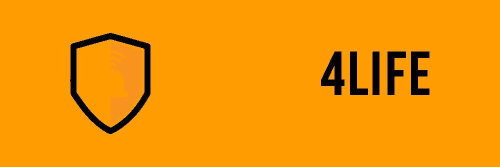 Alarms4Life Logo