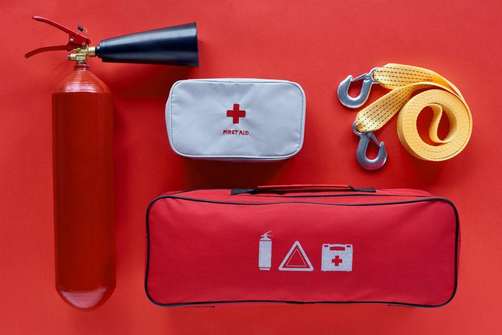 camper fire extinguisher kit