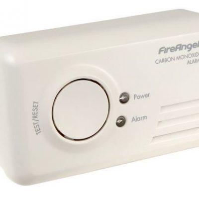 placing a carbon monoxide detector